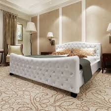 Luxury Bedroom Furniture by Get 20 Leather Bed Frame Ideas On Pinterest Without Signing Up