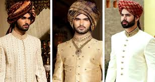 Indian Wedding Dress For Groom Indian Bride And Groom Wear Trends This Summer Marriageuana