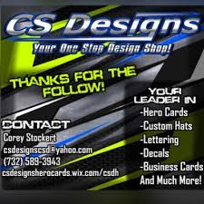 cs designs cs designs card csdh28