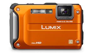 Canon Rugged Camera Panasonic Lumix Ts3 Rugged Waterproof Camera New Sensor Full Hd