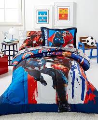 Marvel Baby Bedding Marvel U0027s Captain America Civil War 5 Piece Bedding Collection