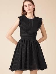 robe noir pour un mariage quels bijoux porter avec une robe pour un mariage