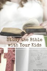 study the bible with your kids unseen the armor of god for kids