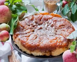 tarte tatin cuisine az recette tarte tatin aux pommes et cottage cheese fait maison