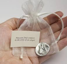 keepsake charms pewter angel pocket charms set of 25 urns northwest