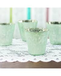 Mint Green Vase Here U0027s A Great Price On Table Decor Mercury Glass Votive Candle