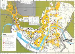 Map Of Universal Studios Theme Park Brochures Hersheypark Theme Park Brochures