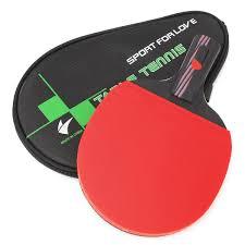professional table tennis racket professional carbon fiber table tennis racket ping pong paddle wood
