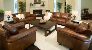 Rustic Leather Couch Top Rustic Leather Furniture Decorate Large Rustic Leather