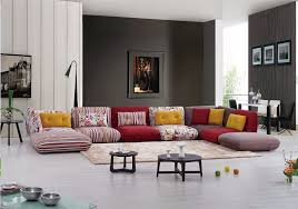 No Sofa Living Room Armchair Beanbag Bag Chair No Living Room European Style Set