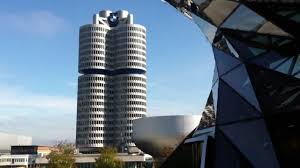 bmw museum inside bmw building and world in munich youtube