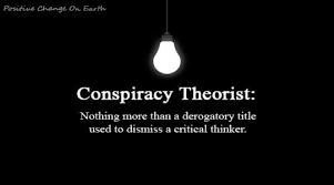 Conspiracy Theorist Meme - the cia created the conspiracy theory meme to shut down the