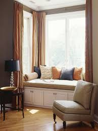Picture Window Curtain Ideas Ideas Bay Window Treatment Ideas Houzz