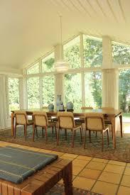 mid century modern dining room design gunkelmans interior designed