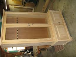 How To Make A Gun Cabinet by Ple Gun Cabinet Woodworking Plans Image Mag