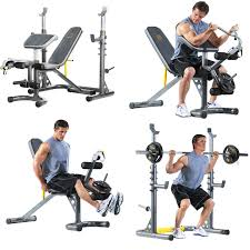Bench For Working Out Coupons And Freebies Gold U0027s Gym Xrs 20 Olympic Workout Bench 159
