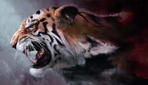 imagenes abstractas hd de animales fondos de pantalla ilustración tigre fauna silvestre gatos