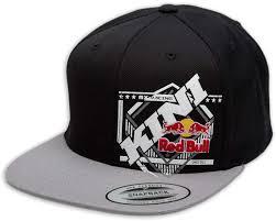 red bull motocross helmet for sale kini red bull slanted casual clothing caps hats black kini red