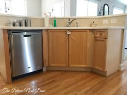 Next Kitchen Furniture How To Paint Kitchen Cabinets The Latina Next Door