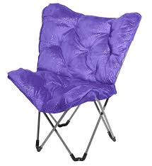amazon com 3c4g sparkle butterfly chair fuchsia kitchen dining