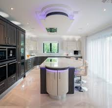 Curved Island Kitchen Designs 90 Best Kitchen Shape Images On Pinterest Modern Kitchens