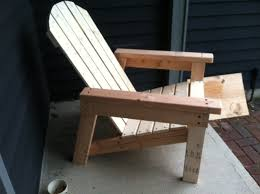 Build An Adirondack Chair Ana White Adirondack Chair Home Depot Version Diy Projects