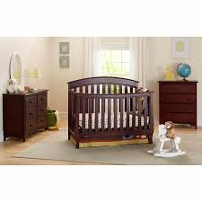Convertible Crib Cherry Buy Graco Suri Convertible Fixed Side Convertible Crib Classic