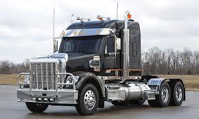 Truck Sleeper Interior On Highway Sleeper Cab Trucks Freightliner Trucks