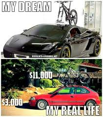 Mtb Memes - expectation vs reality funny mtb memes pinterest ciclismo y