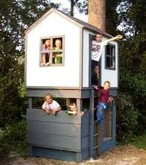 Backyard Play House Backyard Playhouse Picmia