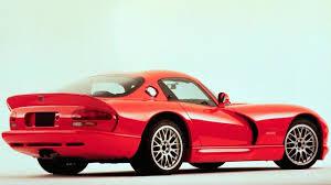 Dodge Viper 1996 - second generation dodge viper 1996 2002 motor1 com photos