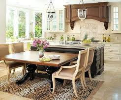 dining kitchen ideas kitchen island dining table for kitchen island instead of dining