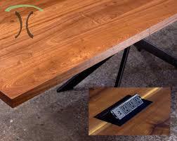 Hickory Table Top Https Spiritcraftfurniture Com Img Slab Live Edg