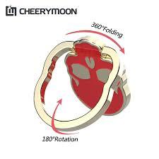 metal skeleton ring holder images Cheerymoon original skeleton ring holder universal mobile phone jpg