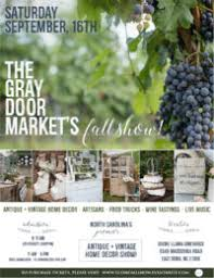 Home Decor Show The Gray Door Market U0027s Fall Vintage Antique Home Decor Show