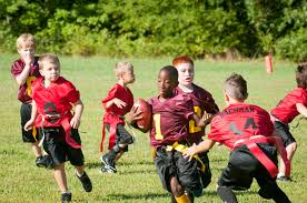 Red Flag Football Children Playing Football Free Image Peakpx