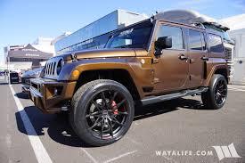 jeep commando 2016 2016 sema fittipaldi sport wheels jeep jk wrangler