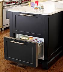 kitchen islands with drawers savvy kitchen island storage traditional home