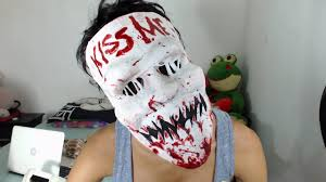 The Purge Mask Halloween Club by The Purge Election Year Tutorial Candy Mask Youtube