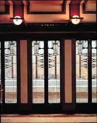 grainger glass door 73 best prairie style images on pinterest stained glass frank