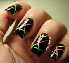 nail art tape designs best nail 2017 25 best ideas about tape