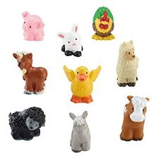 Toy Barn With Farm Animals Amazon Com Fisher Price Little People Farm Animal Friends Toys
