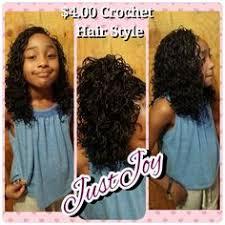 box braids with 2 packs of hair kids jumbo box braids with wavy ends hair pinterest jumbo