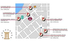 Lsu Parking Map Montgomery Pushes Free Night Weekend Downtown Parking Increases