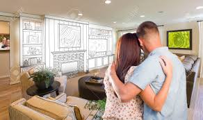 Young Couple Room 2 044 Young Couple Home Stock Illustrations Cliparts And Royalty