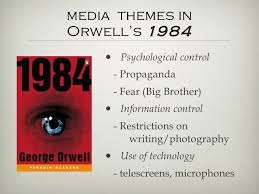 themes about 1984 george orwell theme essay