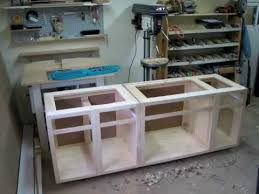 how to build kitchen cabinets magnificent charming building kitchen cabinets woodworkingmy first