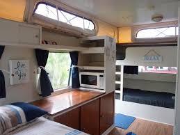 Bunk Beds For Caravans 25 Best Ideas About Caravan Bunks On Pinterest Caravan Bunk Bed