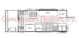 floorplans food trucks fast food truck mobile kitchens