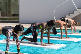 floatfit yoga at haymarket hotel london aquaphysical